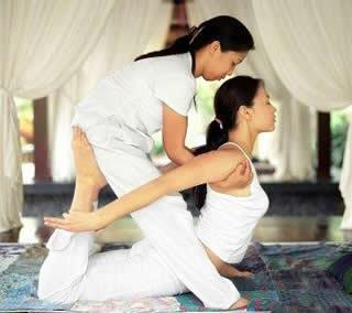 Thai Massage – The Athlete's Answer to Power & Strength